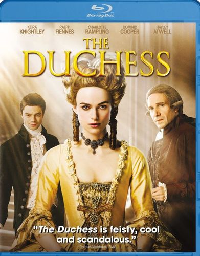 The Duchess [Blu-ray] [2008] 33354863