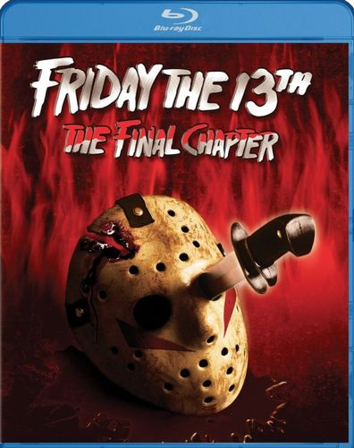 Friday the 13th: The Final Chapter [Blu-ray] [1984] 33354954