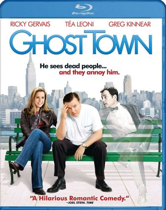 Ghost Town [Blu-ray] [2008] 33354981