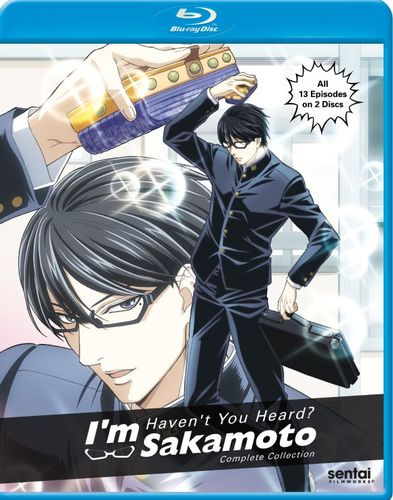Haven't You Heard? I'm Sakamoto: Complete Collection [Blu-ray] [2 Discs] 33361468