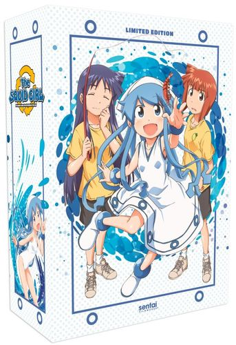 The Squid Girl: The Complete Collection [Premium Box Set] [Blu-ray/DVD] [12 Discs] 33361511
