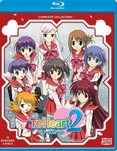 To Heart 2: Complete Collection [Blu-ray] [2 Discs] 33361539