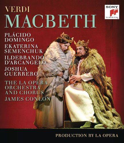 Verdi: Macbeth [Video] [Blu-Ray Disc] 33362197