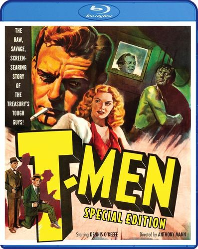 T-Men [Special Edition] [Blu-ray] [1947] 33379172