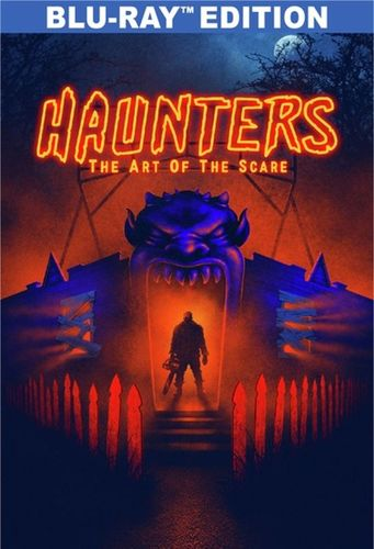 Haunters: The Art of the Scare [Blu-ray] [2017] 33398832