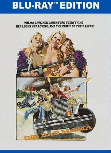 Big Bad Mama [Blu-ray] [1974] 33398869