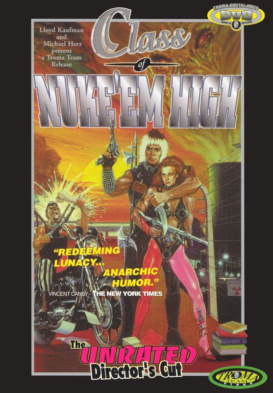 Class of Nuke'Em High [DVD] [1986] 3340110
