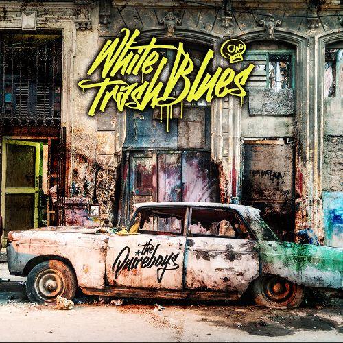 White Trash Blues [CD] 33406365