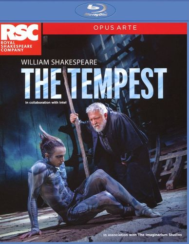 The Tempest (Royal Shakespeare Company) [Blu-ray] [2017] 33406796