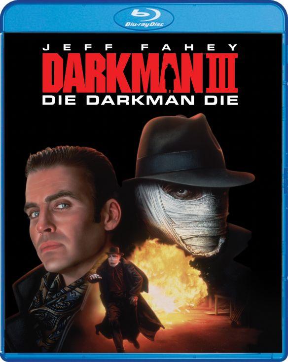 Darkman III: Die Darkman Die [Blu-ray] [1996] 33418809