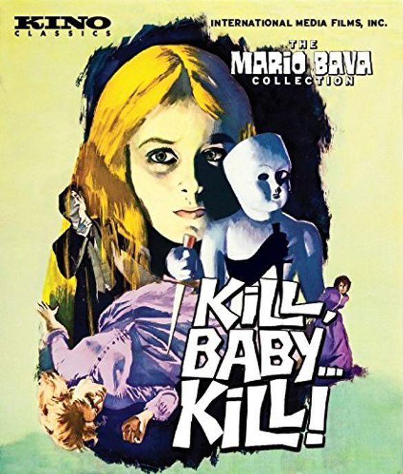 Kill, Baby, Kill [Blu-ray] [1966] 33419395