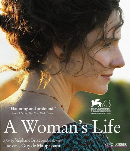 A Woman's Life [Blu-ray] [2016] 33419419