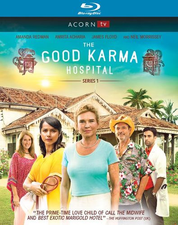 The Good Karma Hospital [Blu-ray] 33419635
