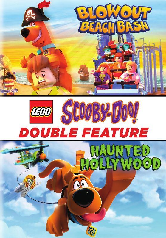 LEGO Scooby-Doo!: Haunted Hollywood/Blowout Beach Bash [DVD] 33424237