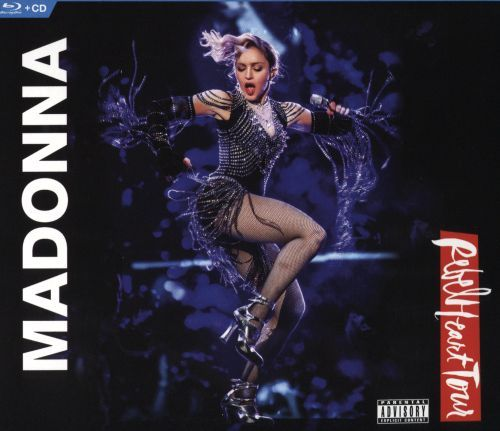 Rebel Heart Tour [Blu-Ray/CD] [Blu-Ray Disc] [PA] 33424291