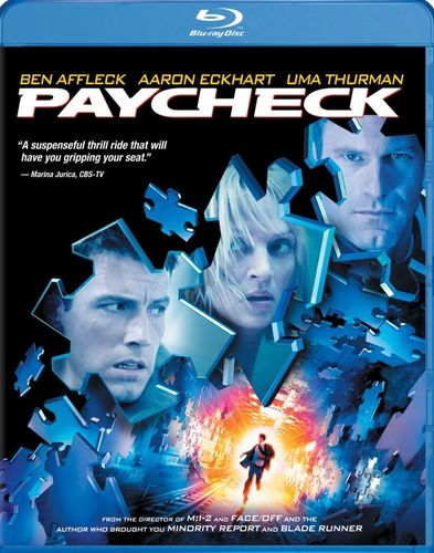 Paycheck [Blu-ray] [2003] 33425962