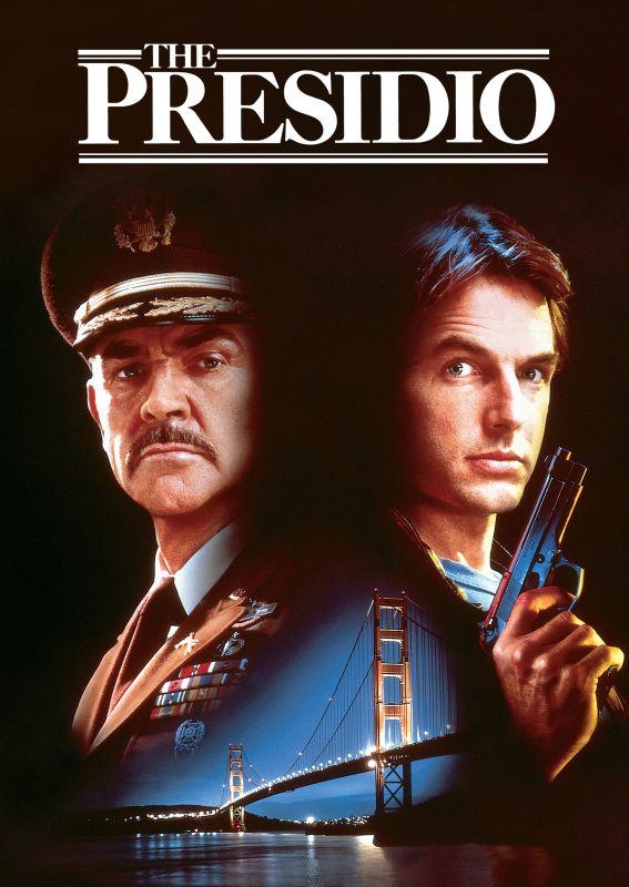 The Presidio [DVD] [1988] 33425999
