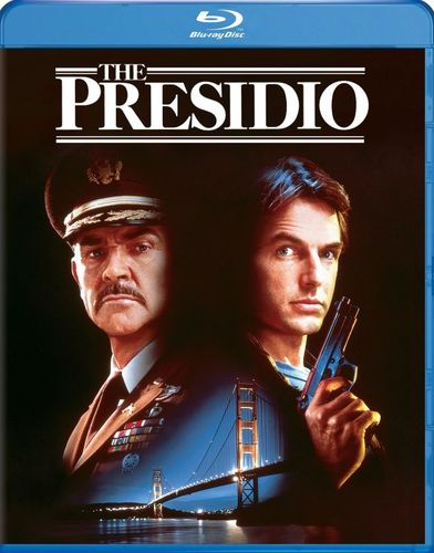 The Presidio [Blu-ray] [1988] 33426006