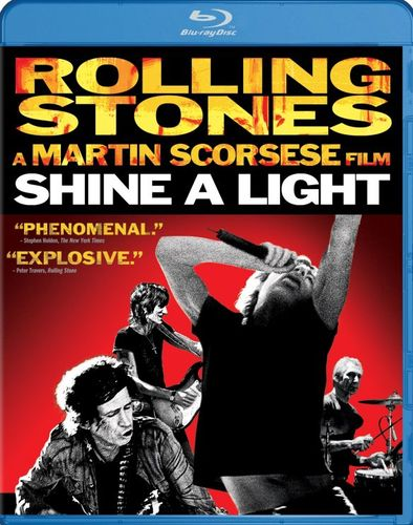 Shine a Light [Blu-ray] [2008] 33426226