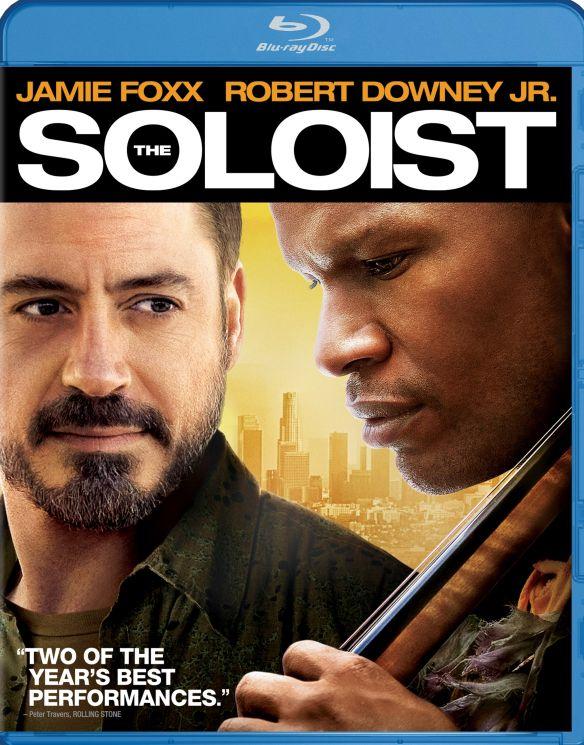 The Soloist [Blu-ray] [2009] 33426312