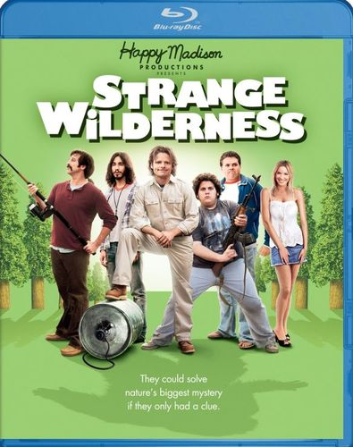 Strange Wilderness [Blu-ray] [2008] 33426358