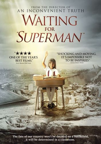 """Waiting for """"Superman"""" [DVD] [2010] 33426385"""