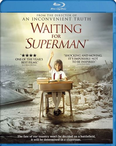 """Waiting for """"Superman"""" [Blu-ray] [2010] 33426394"""