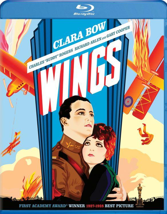 Wings [Blu-ray] [1927] 33426418