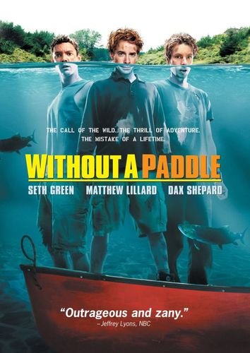 Without a Paddle [DVD] [2004] 33426427