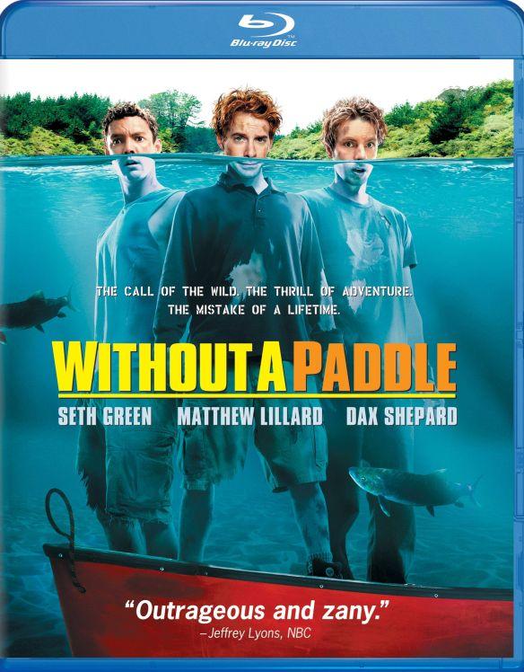 Without a Paddle [Blu-ray] [2004] 33426436