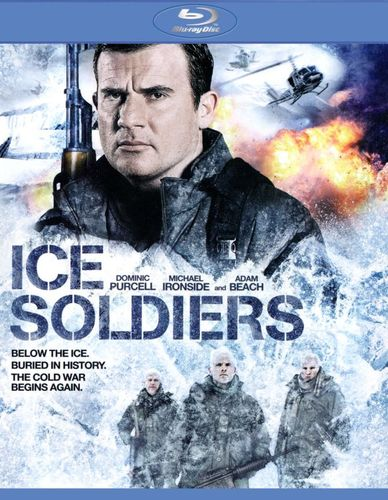Ice Soldiers [Blu-ray] [2013] 3343013