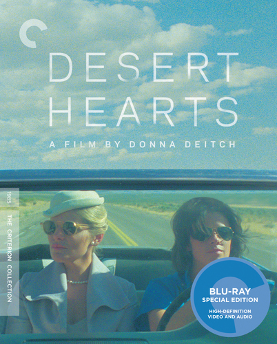 Desert Hearts [Criterion Collection] [Blu-ray] [1985] 33436639