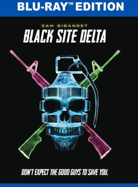 Black Site Delta [Blu-ray] [2017] 33436793
