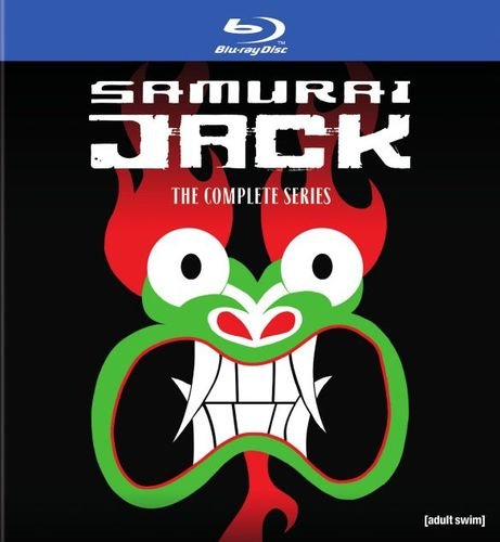 Samurai Jack: The Complete Series Box Set [Blu-ray] 33436911