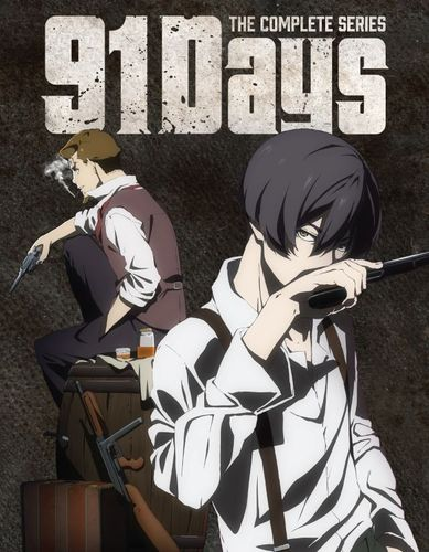 91 Days: The Complete Series [Limited Edition] [Blu-ray/DVD] [4 Discs] 33437211