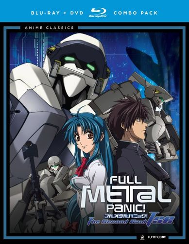 Full Metal Panic!: The Second Raid [Blu-ray/DVD] [5 Discs] 33437467