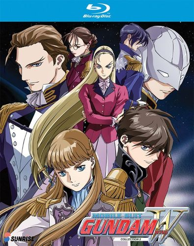 Mobile Suit Gundam Wing: Collection 2 [Blu-ray] 33449191