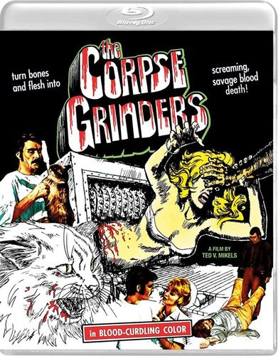 The Corpse Grinders [Blu-ray] [1971] 33454313
