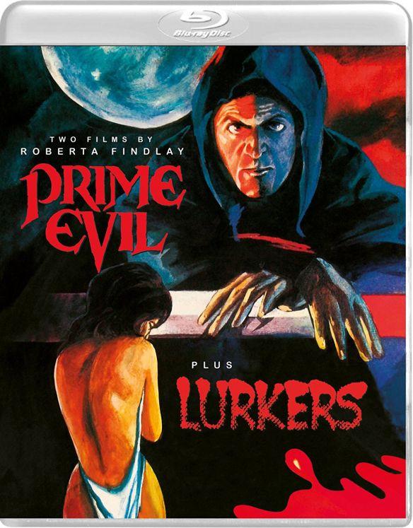 Prime Evil/Lurkers [Blu-ray/DVD] [2 Discs] 33454322