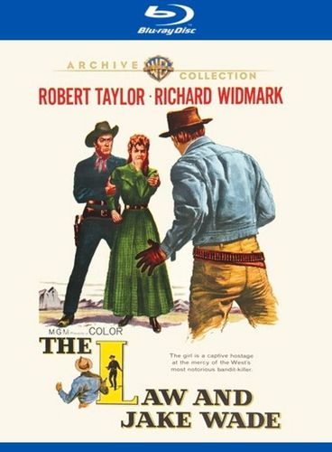 The Law and Jake Wade [Blu-ray] [1958] 33463554