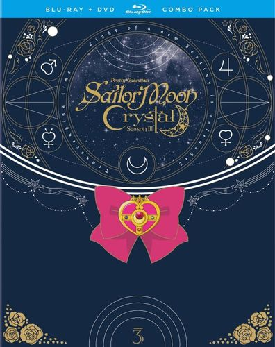 Sailor Moon Crystal: Season 3 - Set 1 [Blu-ray] 33463654