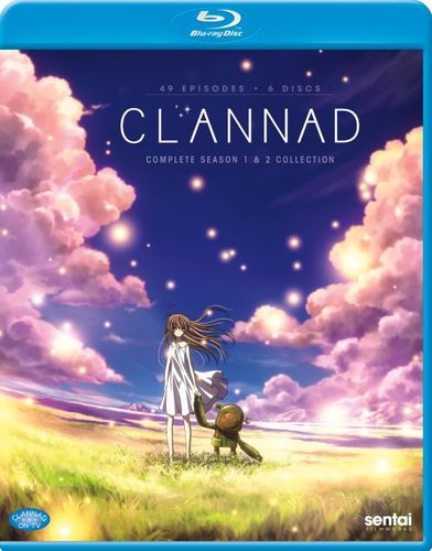Clannad: Complete Season 1 and 2 Collection [Blu-ray] 33465376