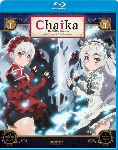 Chaika: The Coffin Princess - The Complete Series [Blu-ray] 33465385