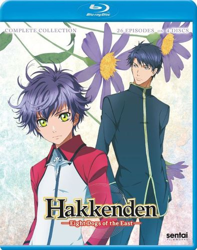 Hakkenden: Eight Dogs of the East - Complete Collection [Blu-ray] 33465427