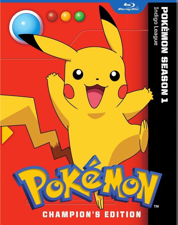 Pokemon: Indigo League: Season 1 [Blu-ray] 33469694