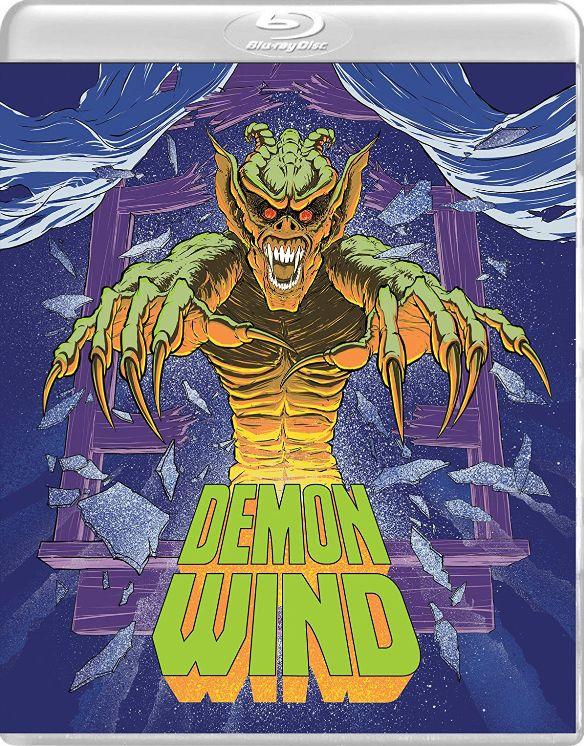 Demon Wind [Blu-ray] [1990] 33474428