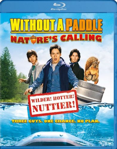 Without a Paddle: Nature's Calling [Blu-ray] [2009] 33474455
