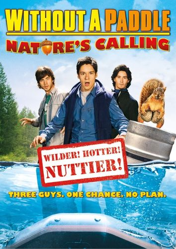 Without a Paddle: Nature's Calling [DVD] [2009] 33474464