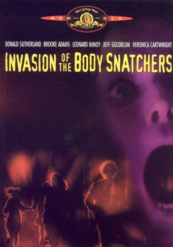 Invasion of the Body Snatchers [DVD] [1978] 3347480