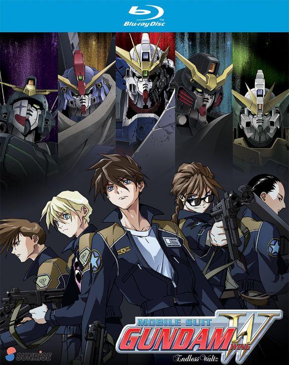 Mobile Suit Gundam Wing: Endless Waltz [Blu-ray] 33474853